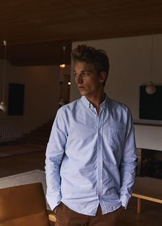 Octobre Editions - Chemise Charlie Oxford