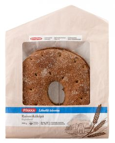 Pirkka ruisreikäleipä on kotimaisesta rukiista valmistettu  aito reikäleipä. Leipä leivotaan aitoon taikinajuureen ilman  lisättyä leivontahiivaa. Ruis on Kemiön myllyn jauhamaa ja  Varsinais-Suomen alueelta. Tuote on myynnissä Varsinais-Suomessa.