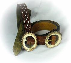 Cinturón - Artesanía ALLA