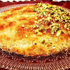 יפצ'וק מבשלת ואופה: כנאפה ריקוטה וחמוציות Israeli Desserts, Quiche, Macaroni And Cheese, Deserts, Dessert Recipes, Pizza, Breakfast, Ethnic Recipes, Weight Loss