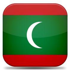 Bandeira da Maldivas