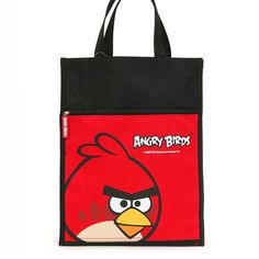 Angry Birds Tote bags,angry birds totes,Angry Birds bags,angry birds lunch tote bag
