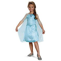Disney Elsa Basic Plus Halloween Costume  sc 1 st  Pinterest & Pretty Princess Costumes at BuyCostumes - My Silly Little Gang ...