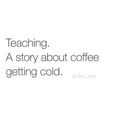 For REAL!  That to-do list had me busy today! ☕️☕️☕️