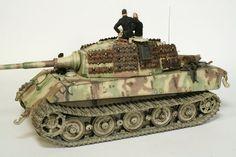 Tiger II May 1945 - Jiri Malcharek - Imgur