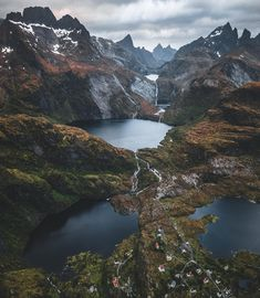 landscape-lunacy:Lofoten Islands Norway - by Janni Laakso Places To Travel, Places To Go, Travel Destinations, Holiday Destinations, Travel Tips, Beautiful World, Beautiful Places, Landscape Photography, Nature Photography