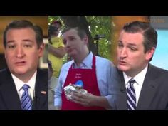 If you want to know how much of a dirtbag asshole Ted Cruz is, just watch this short video