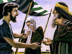 """Membuat Dalih """"Manusia itu menjawab: """"Perempuan yang Kautempatkan di sisiku, dialah yang memberi dari buah pohon itu kepadaku, maka kumakan.""""(Kejadian 3:12)"""