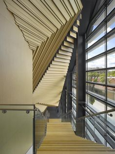 Aix en Provence Conservatory of Music / Kengo Kuma and Associates