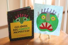 What a fun way to talk about MONSTERS to kids and make it fun.  I have a two year old who is scared of them right now and I think she would really like it.  We will differently try!