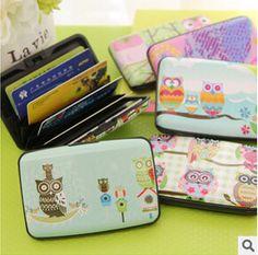$1.96 (Buy here: https://alitems.com/g/1e8d114494ebda23ff8b16525dc3e8/?i=5&ulp=https%3A%2F%2Fwww.aliexpress.com%2Fitem%2FKawaii-Owl-7-Pockets-Plastic-Box-Design-Card-Holder-Credit-Bank-Card-Case-Wallet%2F32573086490.html ) Kawaii Owl 7 Pockets Plastic Box Design Card Holder Credit / Bank Card Case Wallet for just $1.96