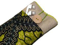 Fabric Galaxy S5 Case / Galaxy Note 4 Case / Galaxy S6 by Driworks