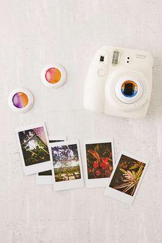 8c8c3d240c0662 Ensemble de 8 filtres ombrés pour lentilles Instax Mini Idées Polaroid,  Filtre, Photo De