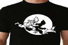 Camisetas de dibujos animados #camiseta #starwars #marvel #gift