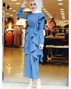 Modern Hijab Fashion, Abaya Fashion, Muslim Fashion, Fashion Wear, Modest Fashion, Fashion Outfits, Casual Hijab Outfit, Hijab Chic, Grey Outfit