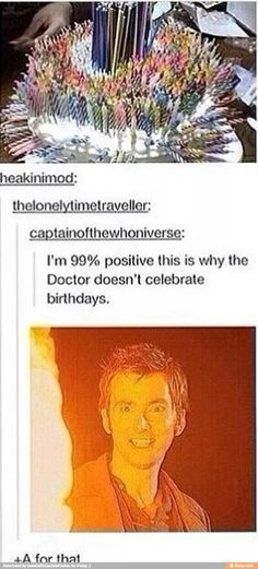 Yup :) | doctor who
