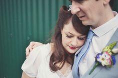 Mid-Century Tabernacle Wedding: Fiona & David · Rock n Roll Bride