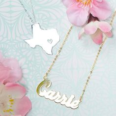 Take a look at the NameJewelrySpot event on zulily today!