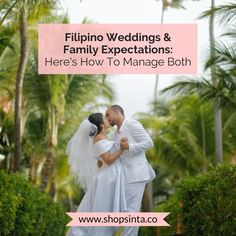 How To Manage Your Filipino Family's Wedding Expectations – Sinta & Co. Wedding Blog, Wedding Planner, Dream Wedding, Filipino Wedding, Love Songs Playlist, Immediate Family, Filipino Culture, Bridezilla, Tight Budget