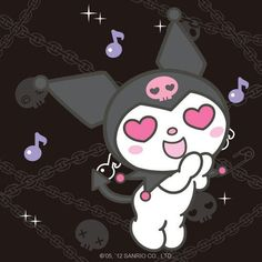 Don't you just ♥ Kuromi?