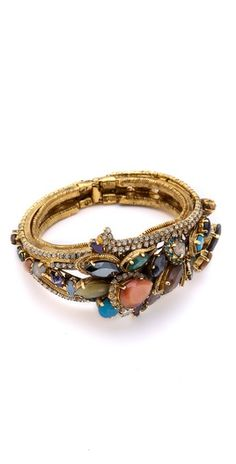 love this Erickson Beamon bracelet