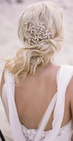 Wedding hairstyle idea; Featured photographer: Archetype Studio