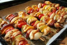 Meat Recipes, Sausage, Food And Drink, Health Fitness, Menu, Chicken, Cooking, Decor, Fine Dining