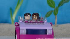 Picture from my first stop-motion Video with LEGO-Friends figures. Video may be watched on Youtube http://youtu.be/4kyn4AKds7w