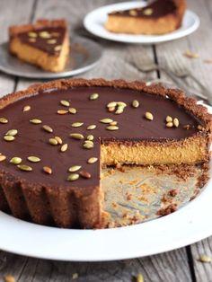 pie crust gingersnap crust dark chocolate tart with gingersnap crust ...