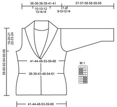 """DROPS 108-13 - Knitted DROPS jacket with textured pattern in """"Alpaca"""". Size S - XXXL. - Free pattern by DROPS Design"""