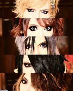 Jupiter-Arcadia Eyes