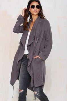 BB Dakota Kerrigan Anorak Coat - Clothes