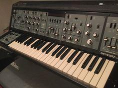 MATRIXSYNTH: ROLAND SH-5 Vintage Analog Synthesizer