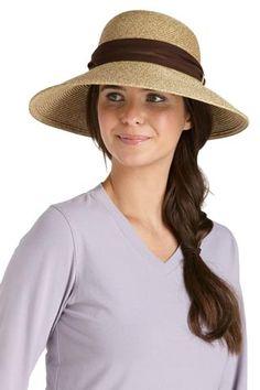 Tropicana Sun Hat  Sun Protective Clothing - Coolibar 9c1656c4bd