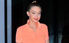 Polo Shirt Women, Gigi Hadid, Shirts, Dress Shirts, Shirt