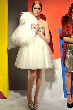 Alice+Olivia Fall 2012 RTW at New York Fashion Week