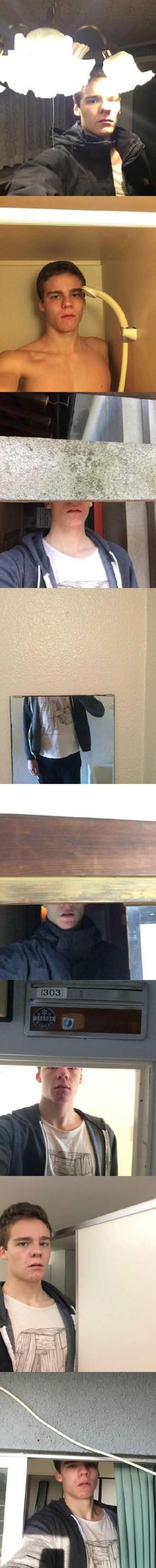 Tall people's problem - especially when you're a 192cm tall dude visiting Japan