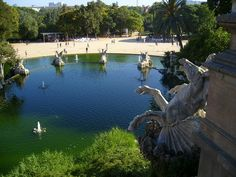Born: Parc de Ciutadella