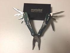 Metabo Multitool für Unterwegs und Camping in Heimwerker, Werkzeug, Multifunktionswerkzeuge   eBay