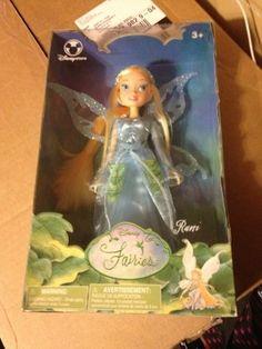 Rani Disney Store Original Doll Disney Fairies Tinker Bell's Friend VHTF   eBay