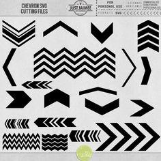 Chevron SVG Cutting Files