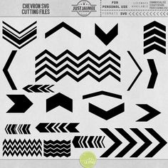 Chevron SVG Cutting Files