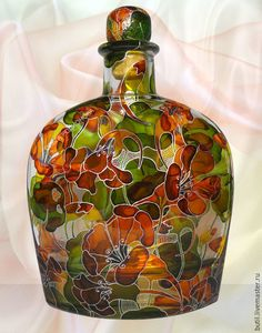 bottle by Olga Rodionova