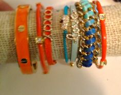 TENNESSEE LADY VOLUNTEERS  Arm Party   Back to School on Etsy, $45.00
