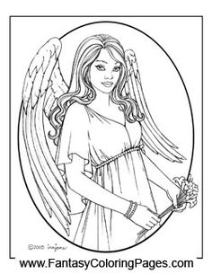 clearance coloring pages   deviantART: More Like The Sea Witch by ~tikallyn   Colour ...