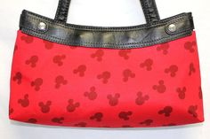 Handmade Thirty One Classic Purse Skirt Red by RiverBendFarm, $10.00
