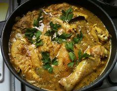 L'authentique Colombo de poulet de Minouchkah (Antilles)
