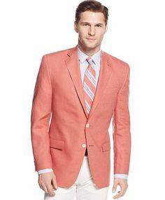 Lauren Ralph Lauren Solid Linen Sport Coat