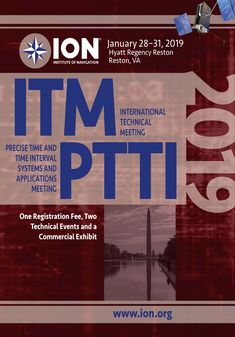 ION ITM/PTTI 2019 Cover Art Cover Art, Commercial, Graphic Design, Cover Design