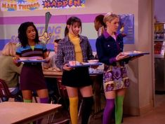 90s-fashion-Libby and friends- Sabrina the teenage witch
